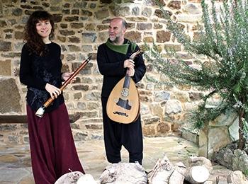 Laura Albez y Joansa Maravilla