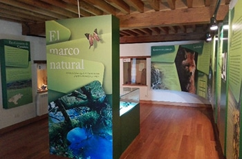 Museo de la actividad Agrícola, Silvícola y Ganadera José María de Cos