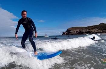 Surf El Pico